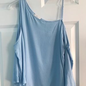 1. State Light Asymmetrical Women's Medium Blouse